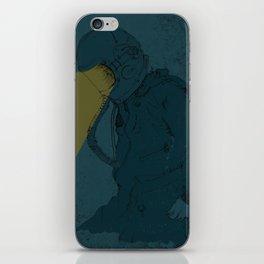 leagues iPhone Skin