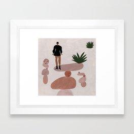 Libra - For Marie-Claire France September 18 Framed Art Print
