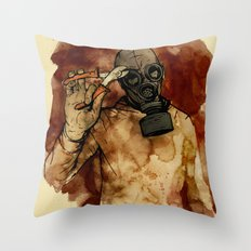 Start Talkin' Throw Pillow