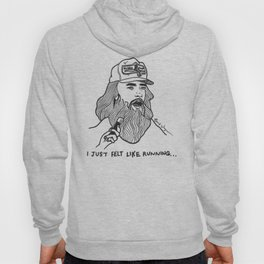 Forrest Gump Drawing Hoody
