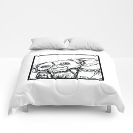 Brain Fodder - Mogwai Comforters