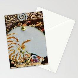 """Chambered Nautilus"" Stationery Cards"