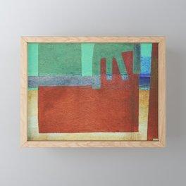 Hapi Framed Mini Art Print