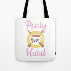 Party Hard Tote Bag