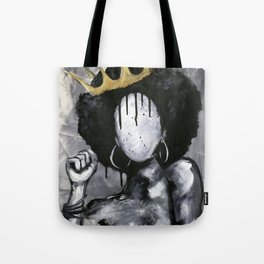 Naturally Queen Tote Bag