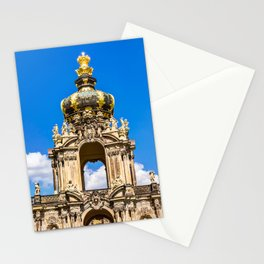 Zwinger in Dresden Stationery Cards