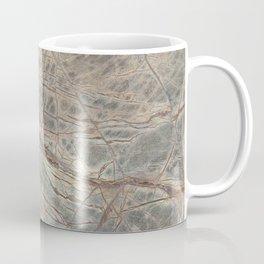 Brown Marble I Coffee Mug