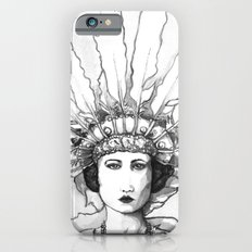 1920s Circus Dancer iPhone 6s Slim Case