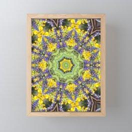 Lace Crown Framed Mini Art Print