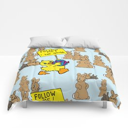 Easter Sikiti Comforters