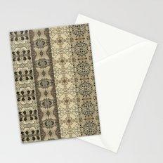 Da Santa Pattern Stationery Cards