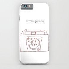 Vintage camera Slim Case iPhone 6s