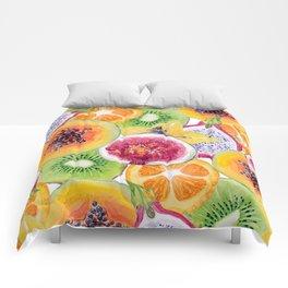 Tutti Frutti summer delight Comforters