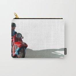 Biker_37 Carry-All Pouch