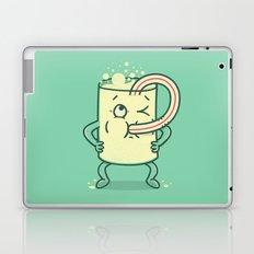 Blowing Bubbles Laptop & iPad Skin