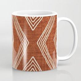 Birch in Rust Coffee Mug