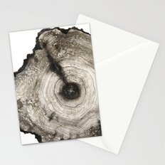 cross-section I Stationery Cards
