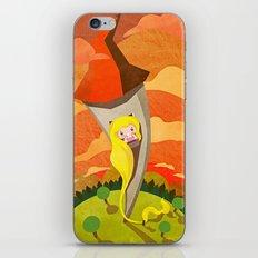 Rapunzel iPhone & iPod Skin