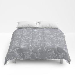 Corsets and Perfume Comforters