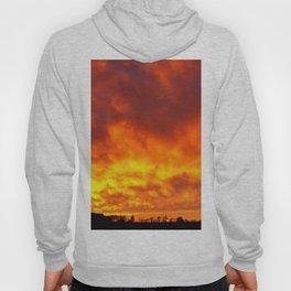 Sunset - Fiery Sky Hoody