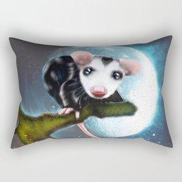 Dulcis et Magna Rectangular Pillow