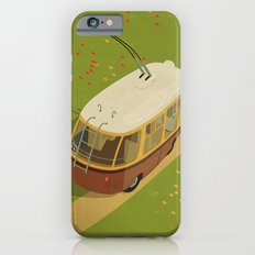 Trolley Rides The Field Slim Case iPhone 6s