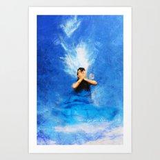 Lullabye Art Print