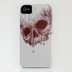 mortal coil iPhone (4, 4s) Slim Case