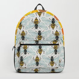 Honey Bee Backpack