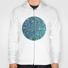 denim sparkle Hoody