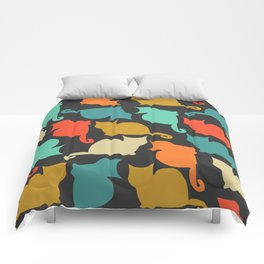 Cats and kittens Comforters