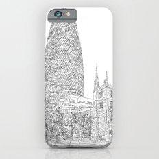 The Gherkin iPhone 6s Slim Case