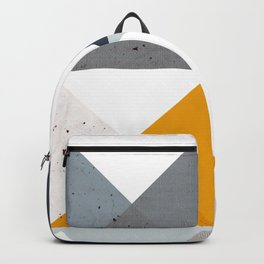 Modern Geometric 18/2 Backpack