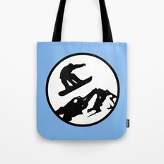 snowboarding 1 Tote Bag