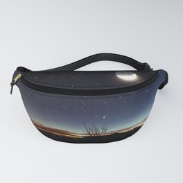 Road trip to Big Bend Fanny Pack