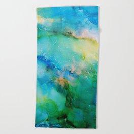 Blellow Beach Towel
