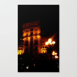 Night Crest 4 Canvas Print