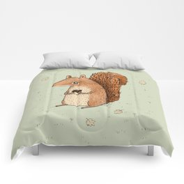Sarah the Squirrel Comforters