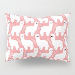The Alpacas II Pillow Sham