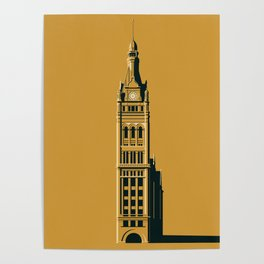 Milwaukee City Hall Poster