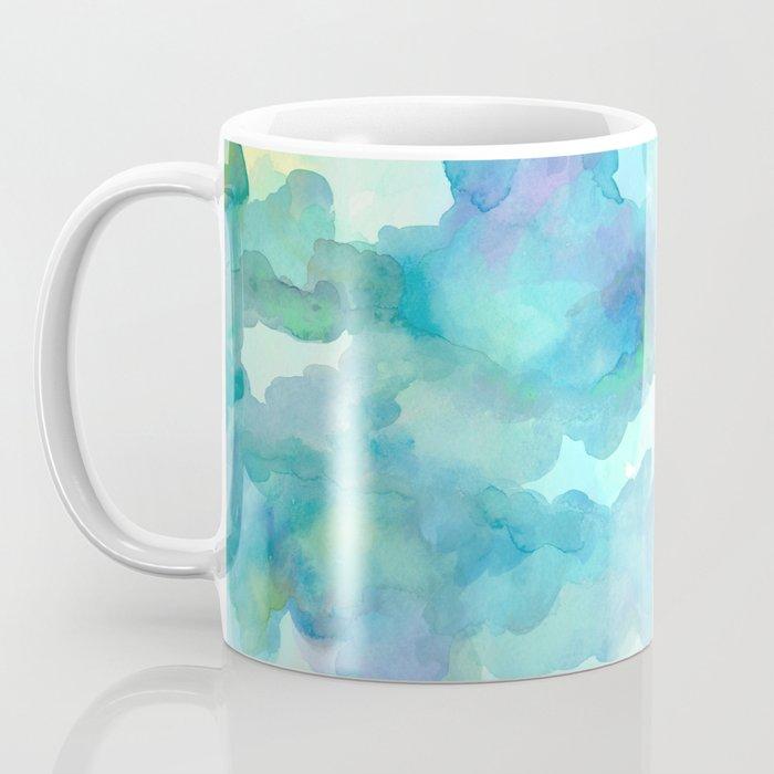Breathing Under Water Coffee Mug