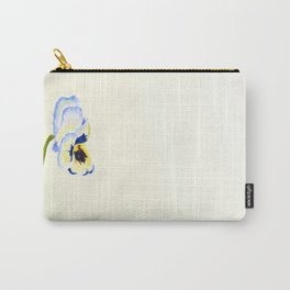 one  pansy Carry-All Pouch