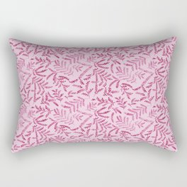 WILD LEAVES Rectangular Pillow