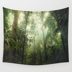 Penetration Wall Tapestry