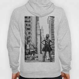Fearless Girl New York City Hoody