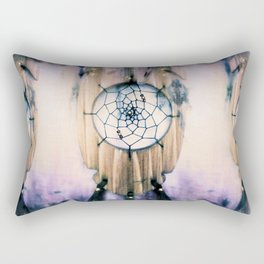 Tiled Dreams Rectangular Pillow