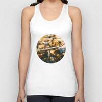 bikes Tank Tops featuring Bikes by GF Fine Art Photography