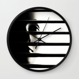 WOMAN'S PERSPECTIVE  Wall Clock