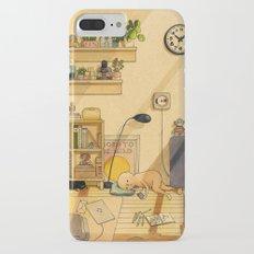 Born to be Mild iPhone 7 Plus Slim Case
