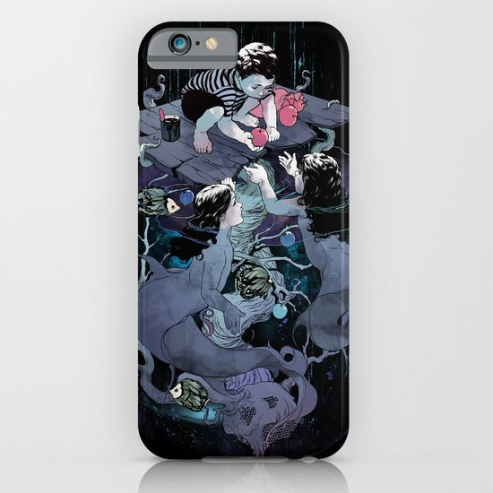Fish food iPhone & iPod Case
